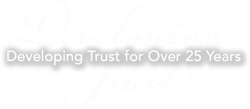 Developing Trust