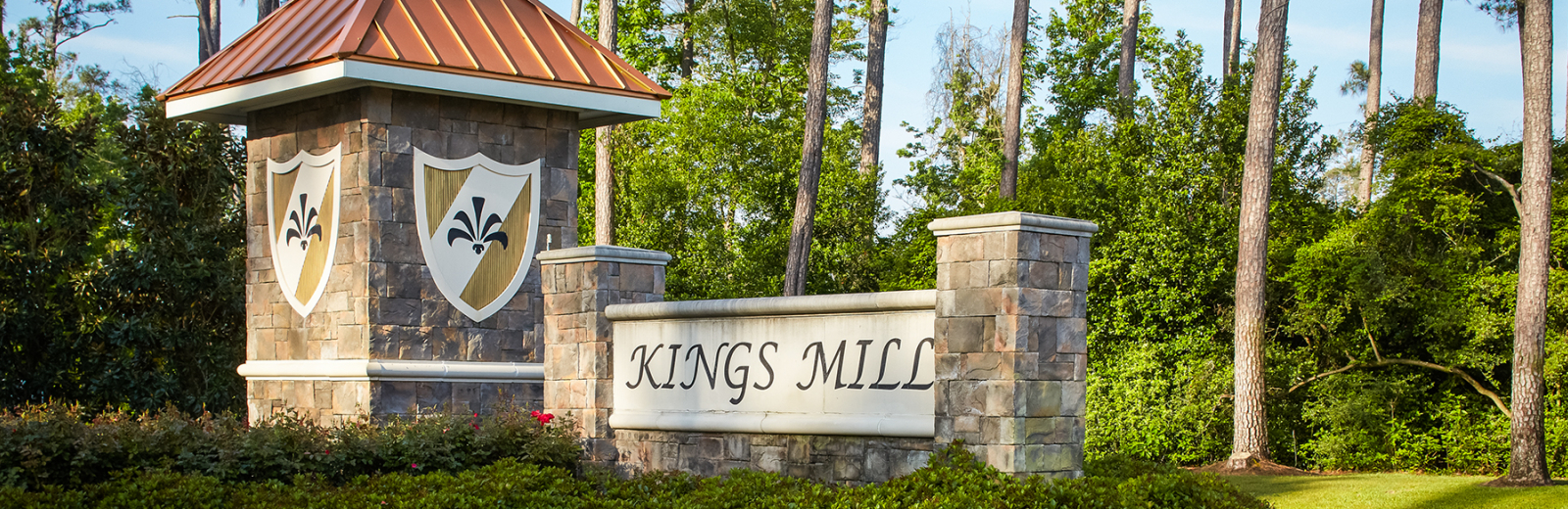 Kings Mill entry